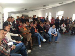 OO SDA Travnik: Posjeta Turbetu