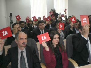 Konstituisana Skupština Srednjobosanskog kantona