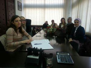 Održana sjednica Izvršnog odbora Asocijacije žena OO SDA Travnik