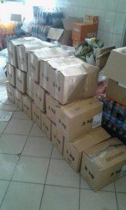 Podjela paketa za socijalno ugrožene porodice