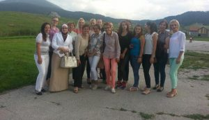 Druženje Asocijacije žena OO SDA Travnik i predstavljanje kandidatkinja u Karauli