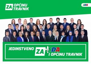 Predstavljanje kandidata OO SDA Travnik u Travniku