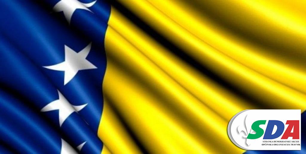 Svim Bosancima i Hercegovcima čestitamo Dan nezavisnosti