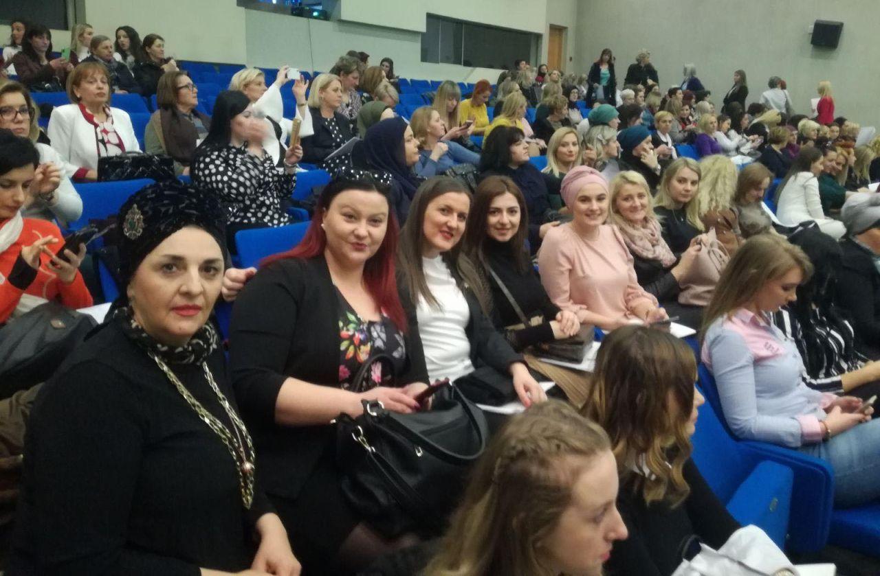 U Sarajevu održana konvencija organizacije Žene SDA: Za predsjedavajuću izabrana Kenela Zuko