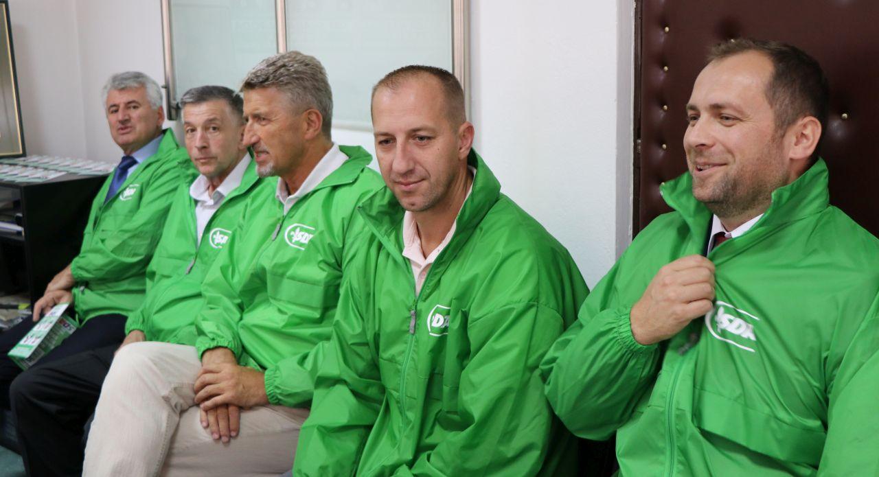 Mjesni odbori OO SDA Travnik