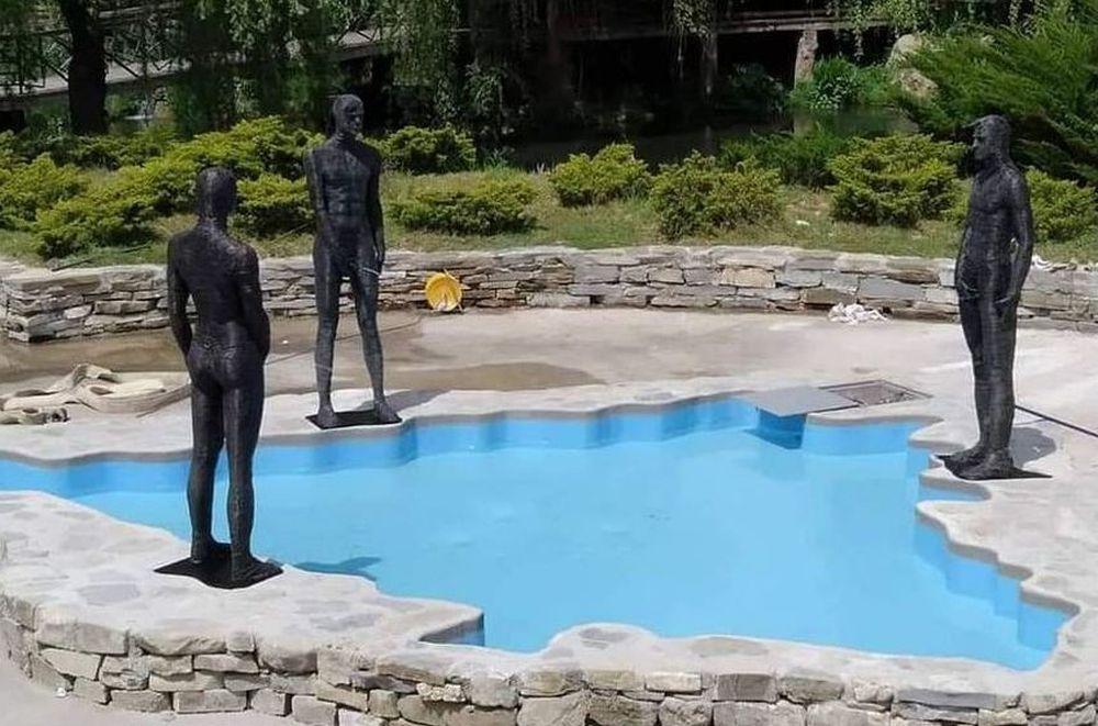 SDA Srednjobosanskog kantona: Iza podizanja kipova u Vitezu stoji patološka mržnja prema BiH