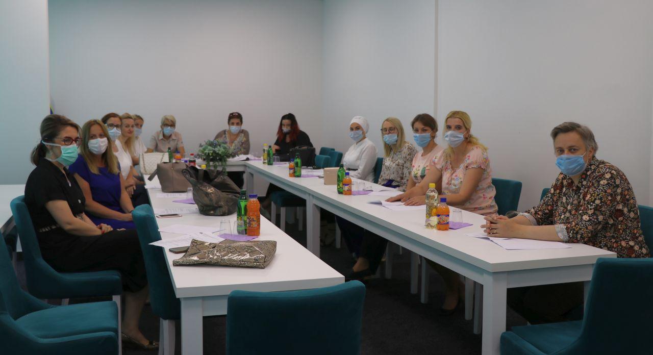 Održana sjednica Izvršnog odbora Općinske organizacije Žene SDA Travnik