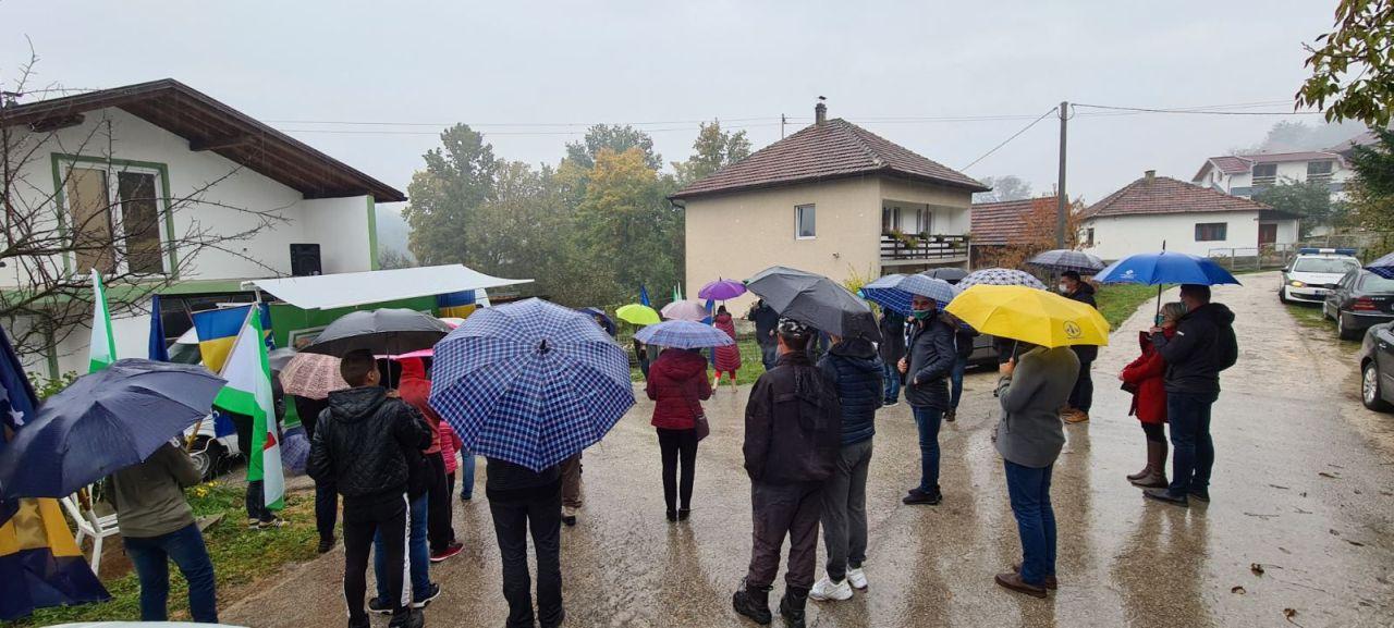 Uprkos kišnom vremenu danas smo posjetili Radojčiće