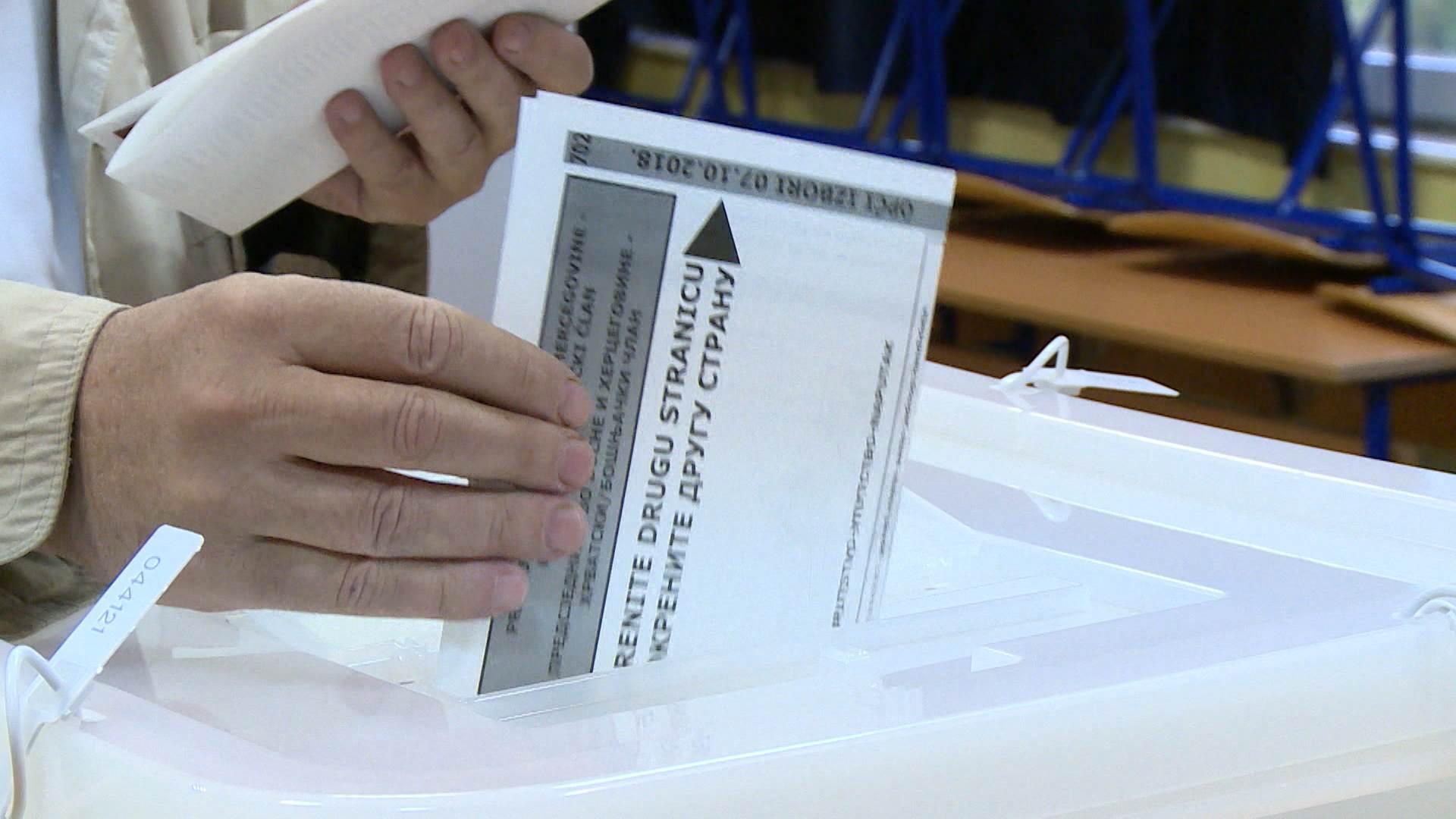 Zvanični rezultati potvrdili: SDA u Travniku ostvarila bolje rezultate