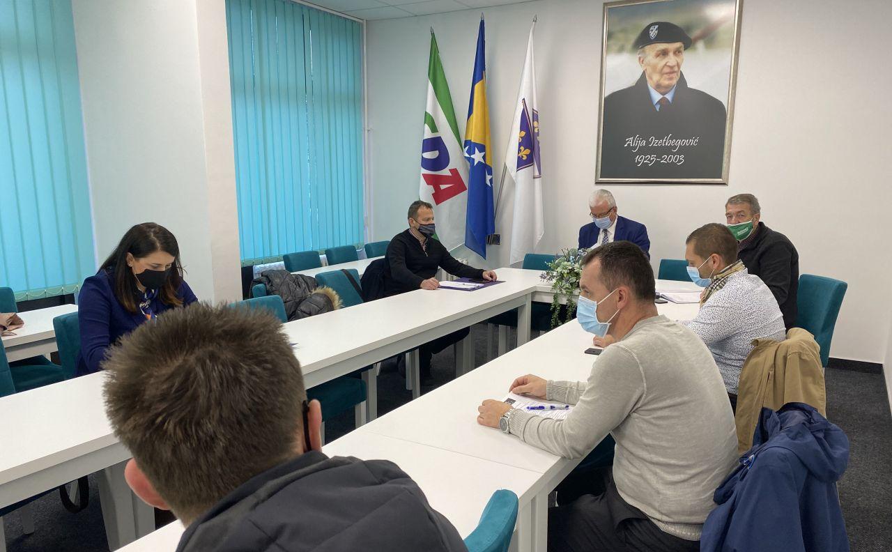 Ovogodišnji rezultati u Travniku bolji nego na izborima iz 2016. godine