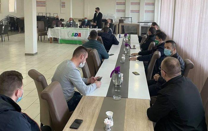 Održan regionalni sastanak Asocijacije mladih OO SDA Travnik za Biljansku regiju