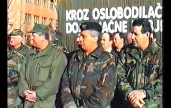 Čestitka u povodu Dana Armije Republike BiH